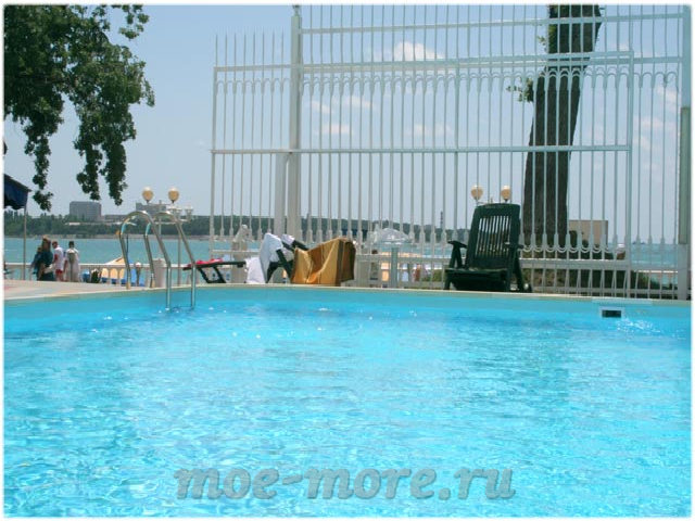Бассейн Отеля Александрия