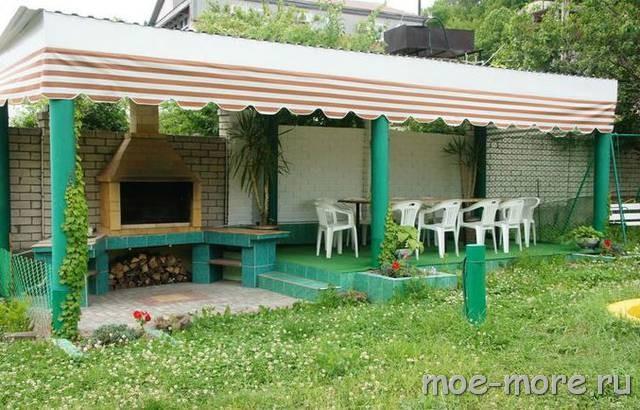 гостевой дом Оазис Пляхо
