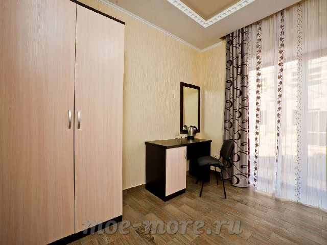 Отель Распутин. Раздельные кровати