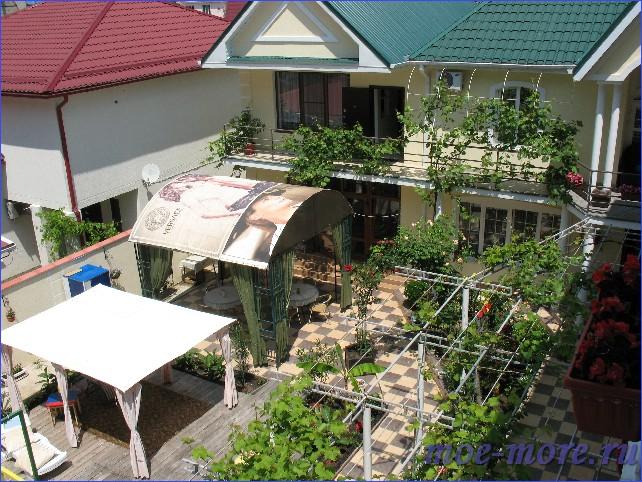 Гостевой дом Акварель в Геленджике
