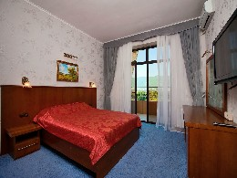Отель Барракуда в Геленджике