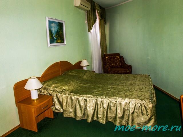 Гостевой дом на Циолковского 40 в Геленджике