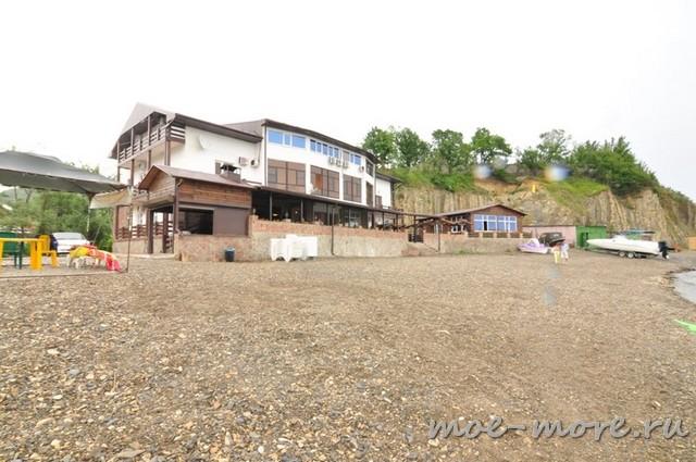 Гостевой дом Дом Рыбака в Джубге