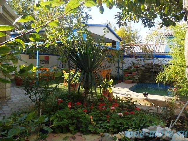 Гостевой дом Изобилие в Геленджике