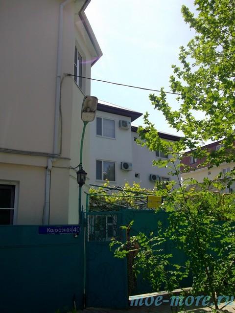 Гостевой дом на Колхозной 40 в Геленджике