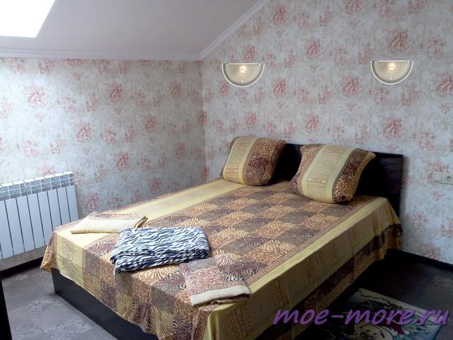 Квартира на Тельмана 95 в Геленджике