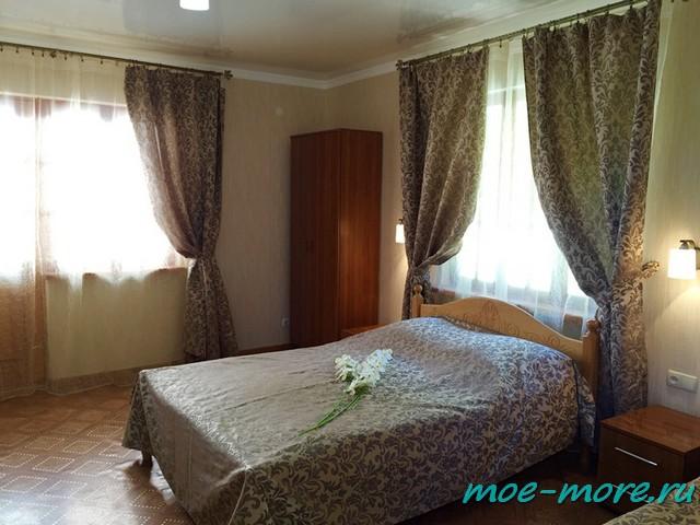 Гостевой дом Мини-Пальма. Лазаревское
