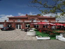 Гостиница Самсон в Геленджике