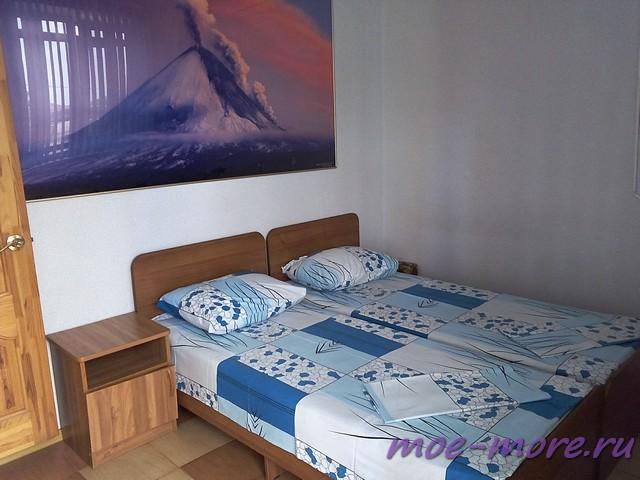 Гостевой дом Вулканы Камчатки в Геленджике